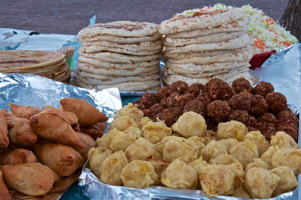 Markt in Sansibar Stadt