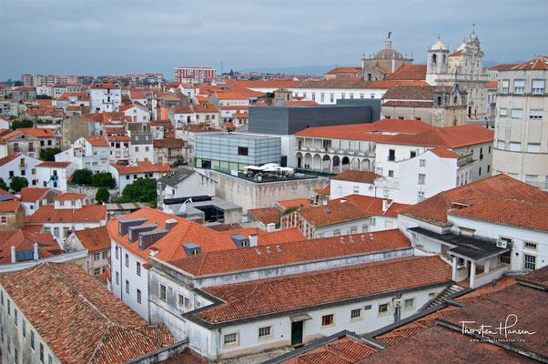Häusermeer in Coimbra