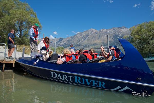 DART RIVER UND MT. ASPIRING NP