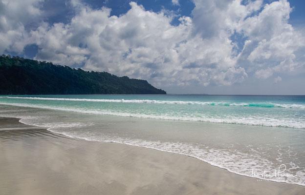 """Andere Quellen nennen ihn den """"Schönsten Strand Indiens"""". Meine Erwartungen werden nicht enttäuscht"""