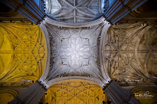 Giralda, die Kathedrale von Sevilla