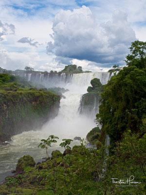 Ein berauschend schönes Naturerlebnis an der Grenze Argentinien-Brasilien