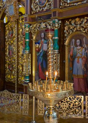 1923 wurde das Kloster geschlossen und während der Sowjetzeit fünf, zwischen 1889 und 1897 errichtete, Klosterkirchen abgerissen.