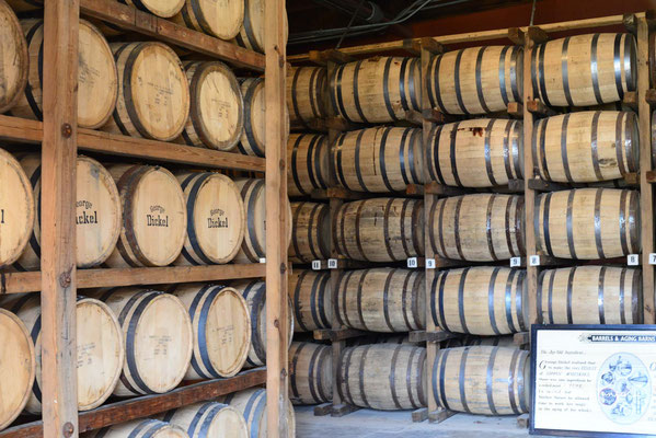 Die Prohibition in Tennessee zwang die Firma im Jahr 1910 dazu, ihren Whiskey aus Kentucky zu kaufen. 1919 musste der Betrieb wegen des Beginns der nationalen Prohibition vollständig geschlossen werden.