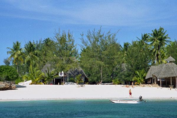 Nungwi Beach im Norden von Sansibar