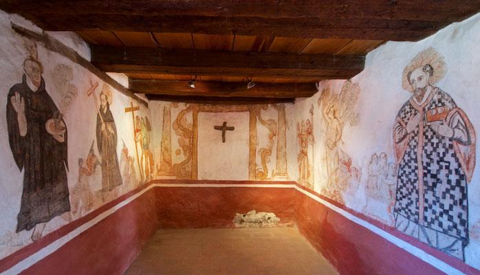 Kirche von Oxtotipac