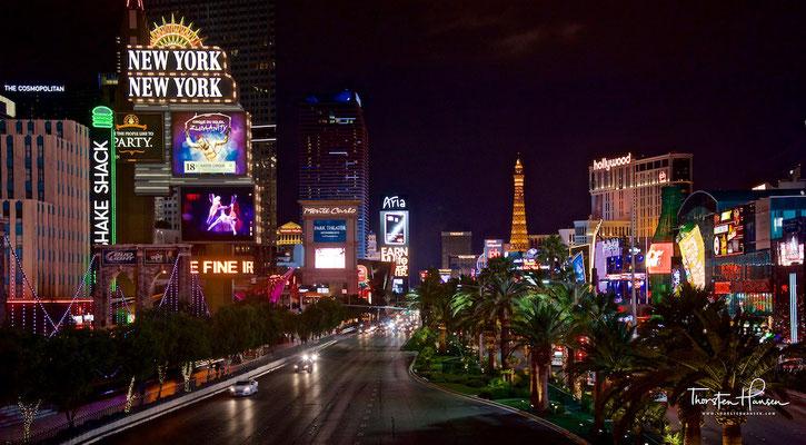 Just the famous Las Vegas