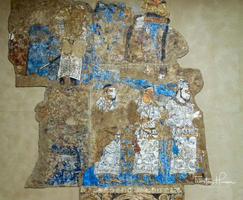 ...einer der größten archäologischen Stätten der Welt und der antiken Stadt, die im frühen 13. Jahrhundert von den Mongolen zerstört wurde.