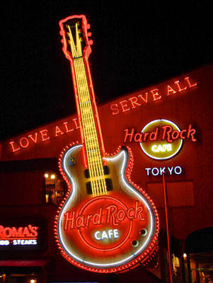 Hard Rock Cafe Tokio