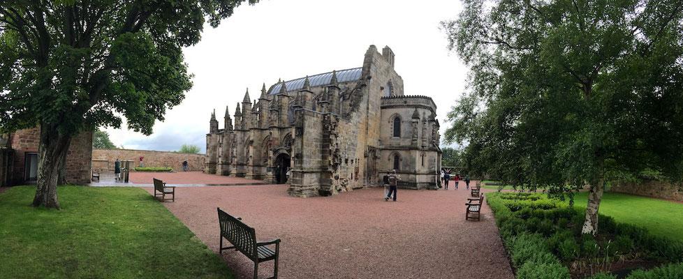 Templerkirche Roslyn Chapel