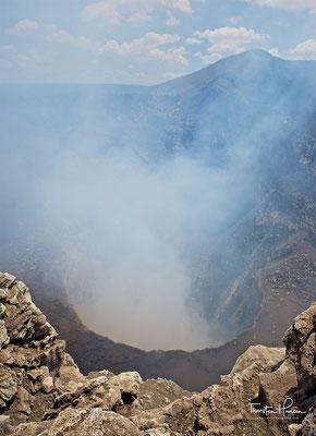 Der Name, den die indigene Bevölkerung dem Vulkan gab, ist Popogatepe, die Bezeichnung auf Nahuatl für brennender Berg