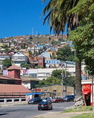 Die Stadt gilt als kulturelle Hauptstadt Chiles.