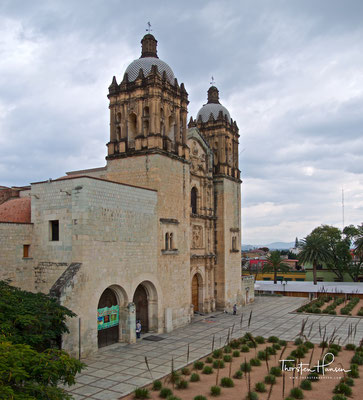 Kirche von Santo Domingo in Oaxaca