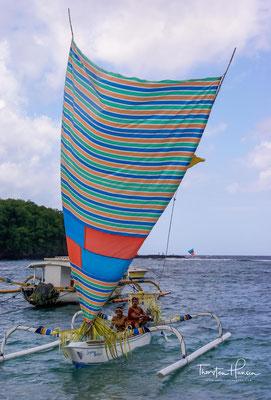 Denn von hier aus legen Fähren und Boote ab und bringen Reisende nach Südosten zum Lembar Hafen auf der Nachbarinsel Lombok inklusive den Gili Inseln.