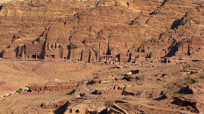 Impressionen aus der Felsenstadt Petra