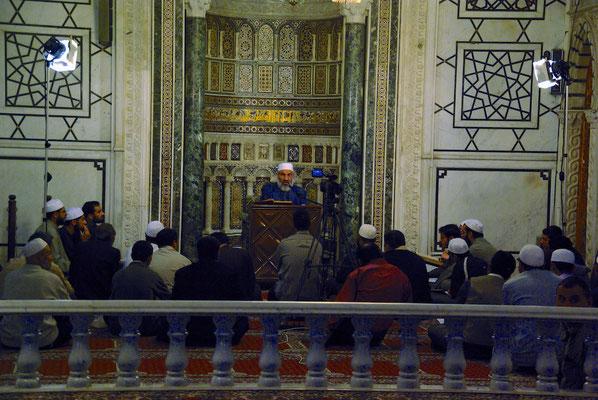 Umayyad Moschee in Damaskus