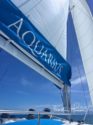 Katamaran Aquarius
