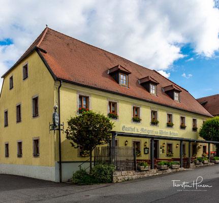 """Der Gasthof zum """"Weißen Schwan"""""""