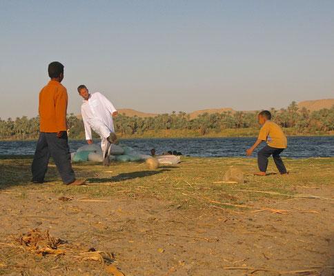 Fußball in Abu Sad