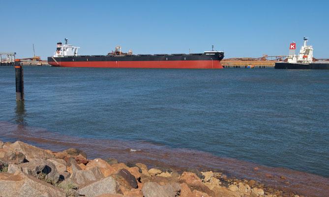 Hafen von Port Headland