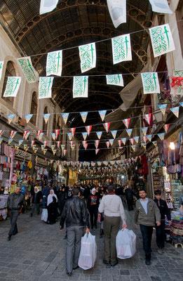 Suq al-Hamidiye in Damaskus