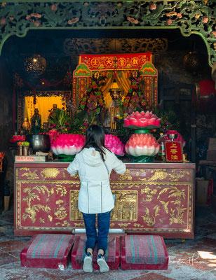 Im Jahr 2005 wurde der Tempel zu einer der ausgewiesenen Stätten des historischen Zentrums von Macau, einem UNESCO-Weltkulturerbe.