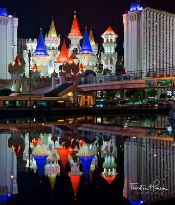 Excalibur - Just the famous Las Vegas