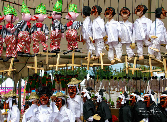 Dieses Festival findet seit bald zwanzig Jahren statt und dauert zwei Wochen.