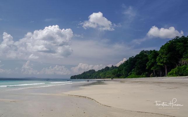 "Laut ""Time Magazin"" der beste Strand Asiens: Radhanagar Beach, Beach Nr. 7"