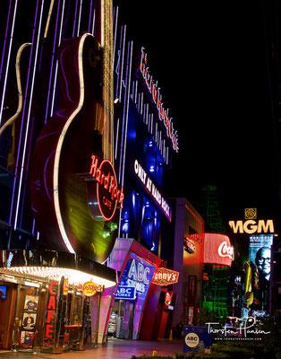 Hard Rock Cafe -Venetian - Just the famous Las Vegas