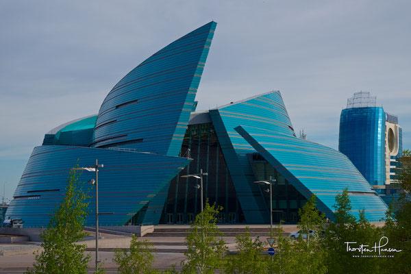 Zentrale Konzerthalle Kasachstan