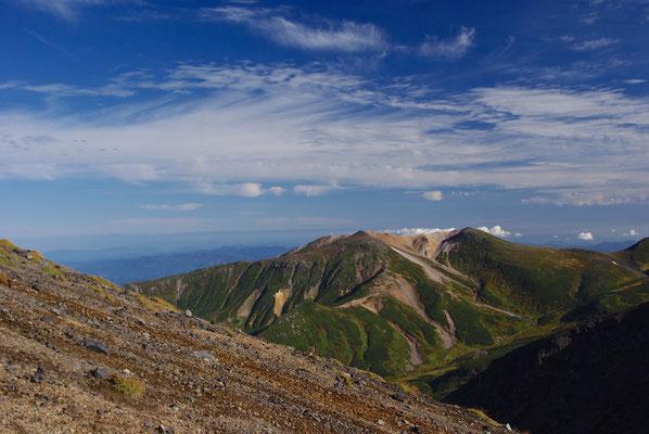 Daisetsuzan Nationalpark in Hokkaido