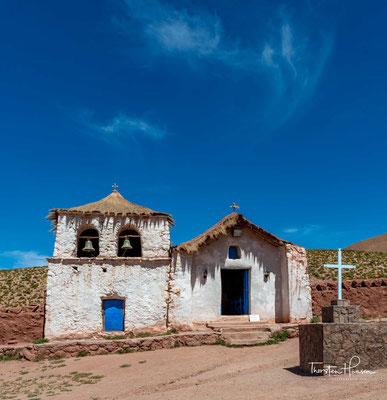Hier gibt es die erste indigene Gemeinschaft, die schon vor über 100 Jahren vom chilenischen Staat einen Eigentumstitel über ihr Land erhielt.