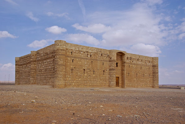 Wüstenschloss Qasr Hraneh