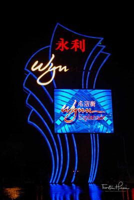 Das Wynn Macau ist ein Hotelkomplex in Macau, Volksrepublik China. Es gehört zur Wynn Resorts-Gruppe, dessen Gründer Steve Wynn ist.
