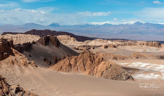 n ihrem zentralen Bereich besteht schon seit wenigstens 15 Millionen Jahren ein hyperarides Klima. Es gibt Orte, an denen jahrzehntelang kein Regen registriert wurde