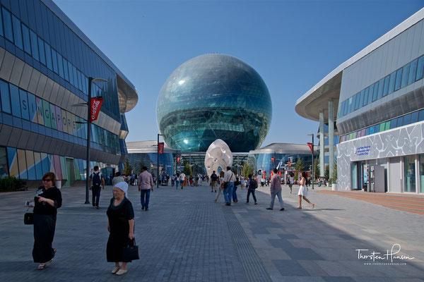 Weltausstellung Expo 2017 in Astana