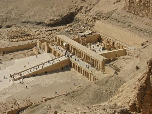 Hatschepsut Tempel in Luxor
