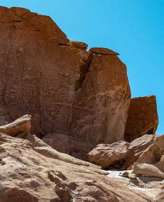 Im 15. Jahrhundert wurde das Gebiet Teil des Inkareiches. Im Jahr 1536 durchquerte der Konquistador Diego de Almagro als erster Europäer die Atacama.