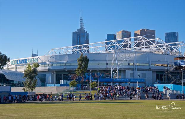 Rod Laver Arena in Melbourne