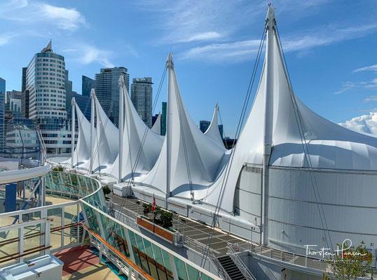 Erbaut vom Architekten Eberhard Zeidler als kanadischer Pavillon der Expo 86, war Canada Place der einzige Teil dieser Weltausstellung...