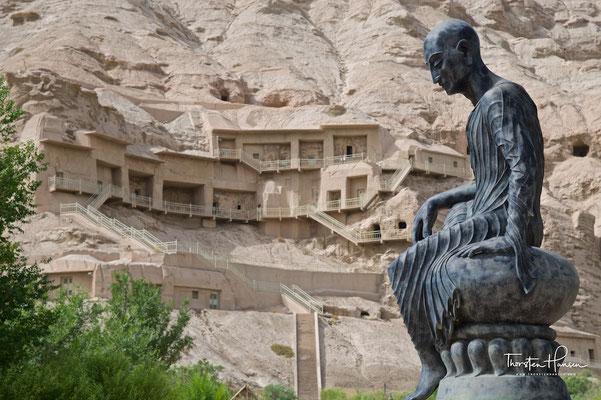 Buddhistische Grotten von Kizil