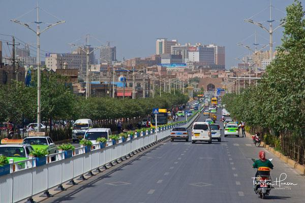 Willkommen in Kashgar