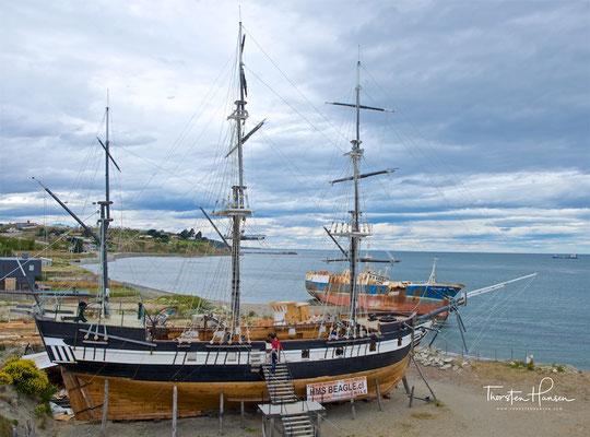 Die HMS Beagle war eine britische 10-Kanonen-Brigg (ten-gun brig oder brig sloop) der Cherokee-Klasse. Mit dem Schiff wurden Vermessungsfahrten für die Royal Navy unternommen, insbesondere an den Küsten Südamerikas und Australiens. Es wurde vor allem dadu