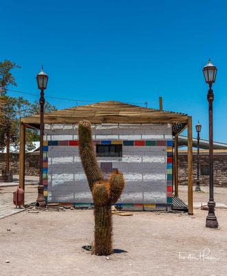 Die Oase Toconao befindet sich etwa 36 km in südöstlicher Richtung von San Pedro de Atacama entfernt am östlichen Rand des Salar de Atacama.