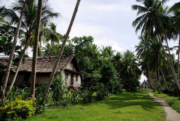 Dorf Korogo am Sepik River