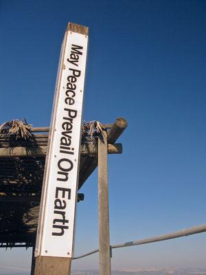 Armageddon auch Harmagedon, ist in der Bibel der Ort der großen, letzten Entscheidungsschlacht.
