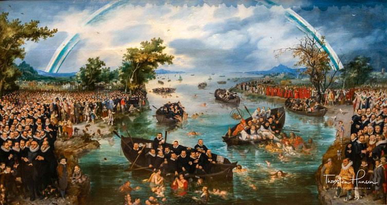 Die Seelenfischerei von 1614 - Adriaen Pietersz. van de Venne