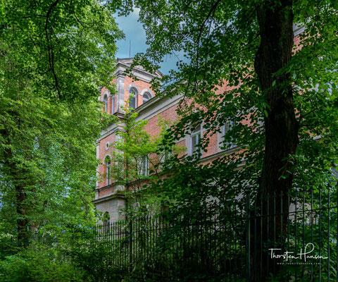 Die Stützelvilla in Windischeschenbach: 1887 wurde sie erbaut. Die Villa soll die neue Außenstelle des Landesamtes für Digitalisierung, Breitband und Vermessung werden.