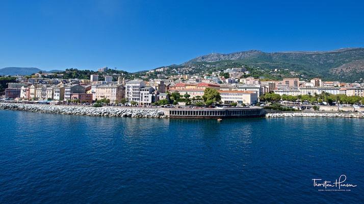 Hafenstadt Bastia